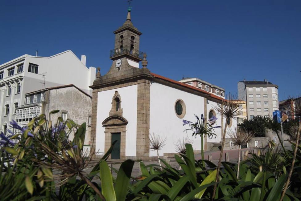 Santuario Nuestra Señora de las Angustias de Ferrol. FOTO: Xunta de Galicia