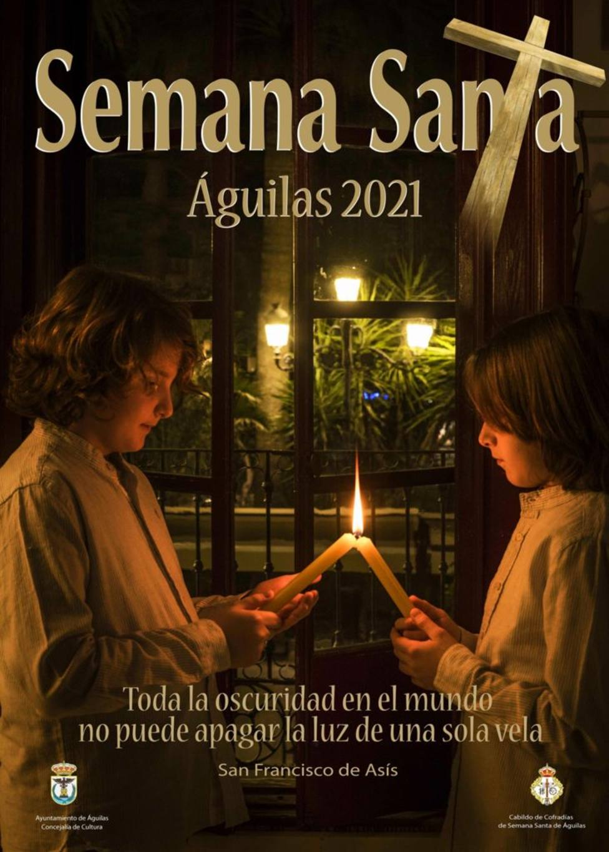 El Cabildo de Cofradías presenta el Cartel de una Semana Santa sin procesiones ni ofrenda floral a la Patrona