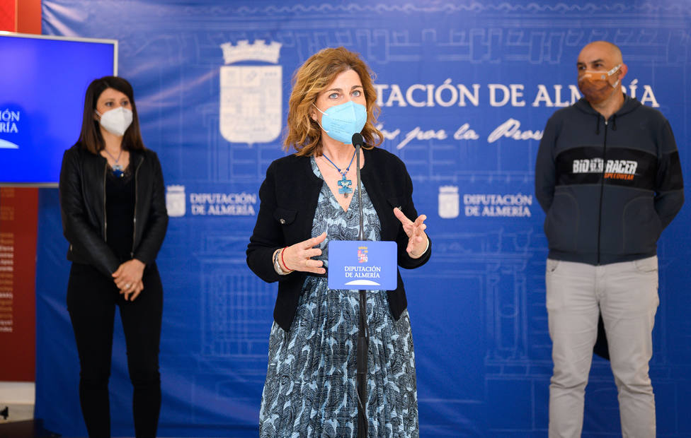 La solidaridad almeriense se pone a prueba con un reto ciclista: 'I Pedalada Azul por el Autismo'