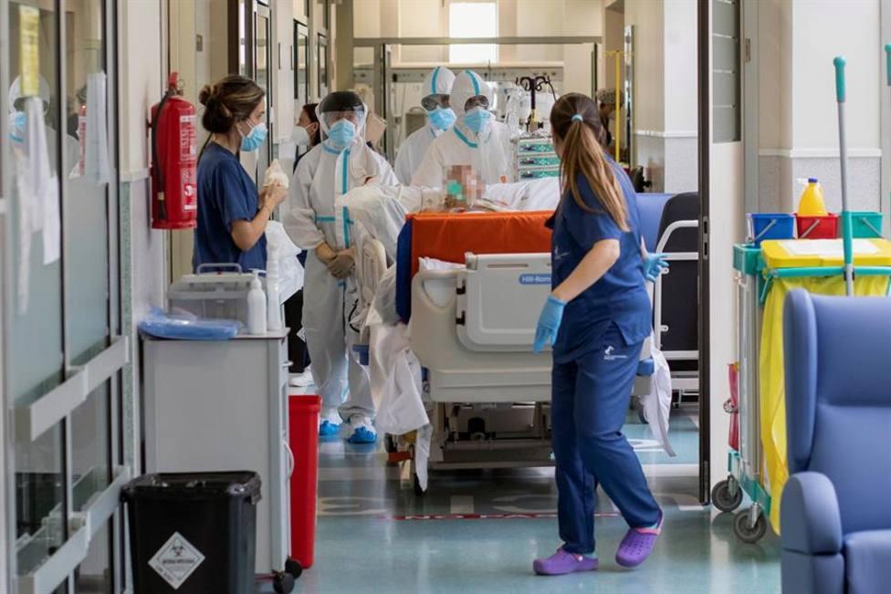 La CSIF denuncia que las agresiones a sanitarios aumentan un 32% en pandemia