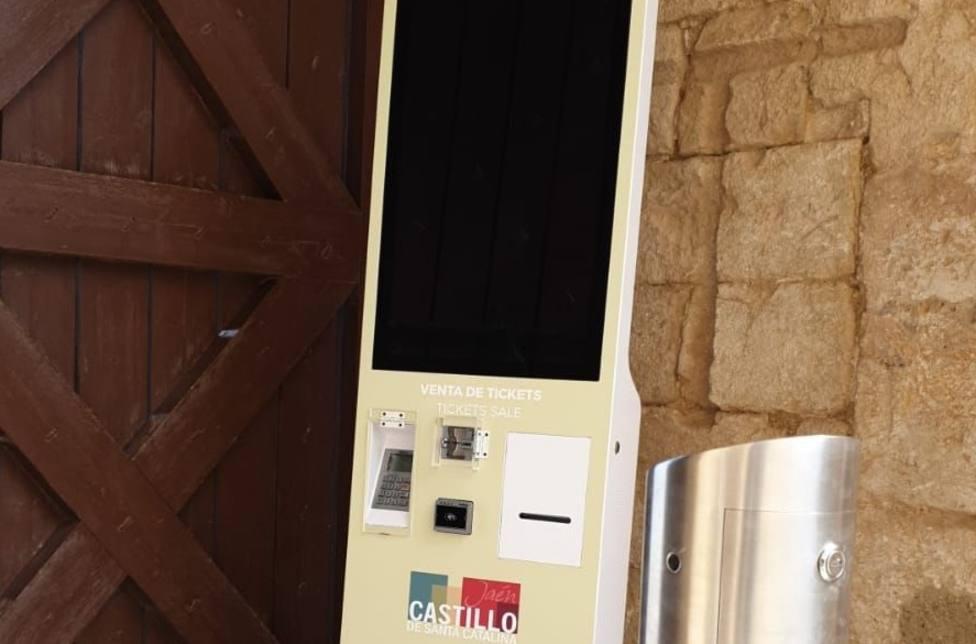 Buena acogida del sistema de venta automática y a través de la web de las entradas del Castillo