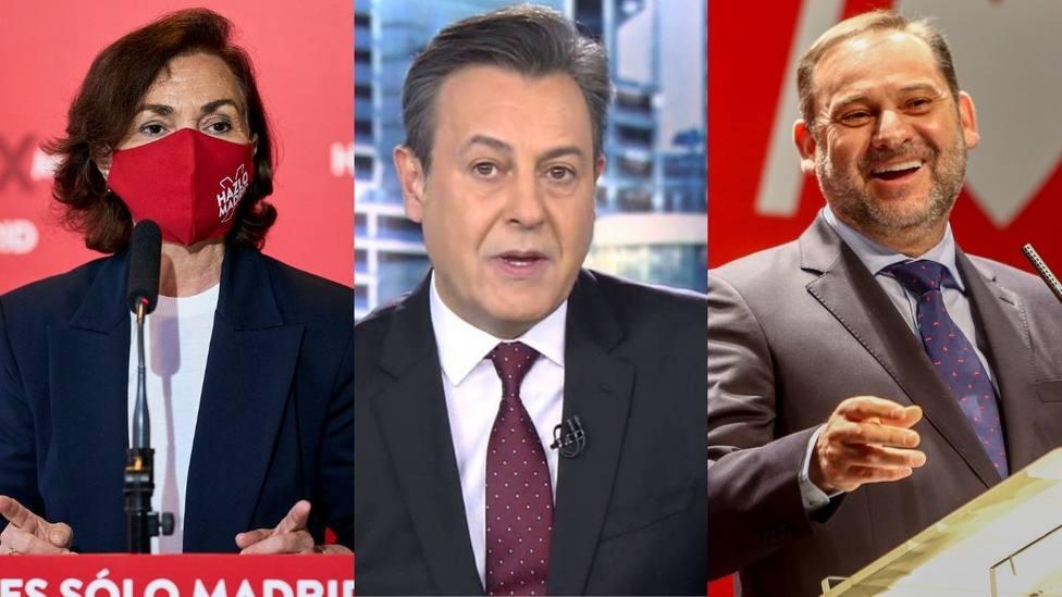 José Ribagorda se queda atónito con la última ocurrencia de los ministros de Sánchez: Imagen insólita