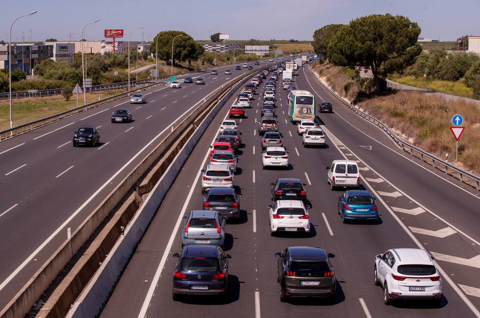 Estado de las carreteras este fin de semana, primero sin estado de alarma