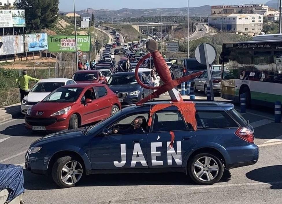 Estocada a Jaén