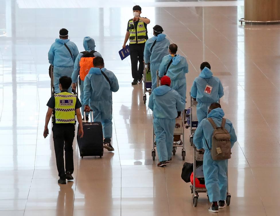Coronavirus pandemic in South Korea