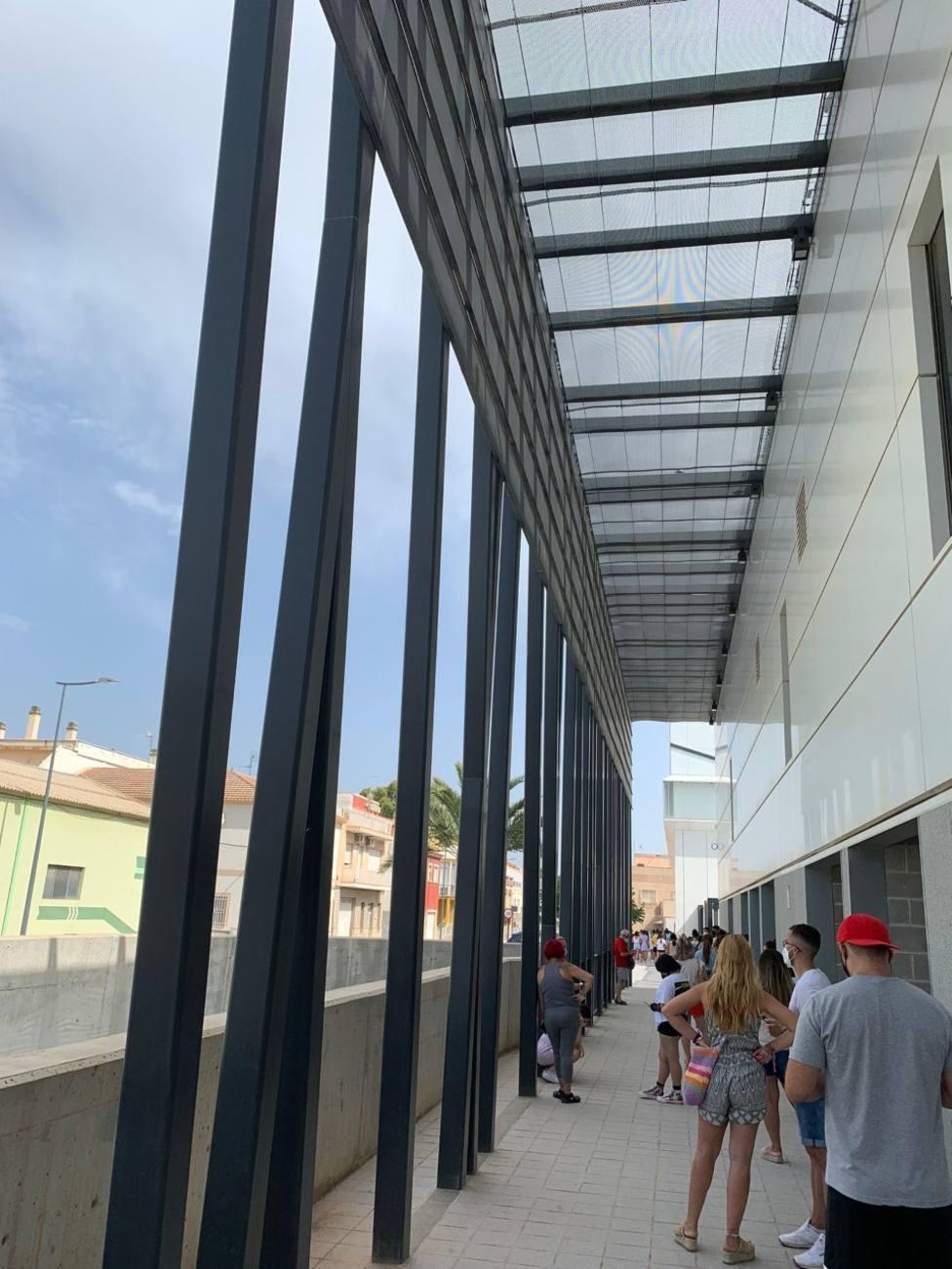 El Ayuntamiento de Lorca lamenta la falta de previsión del SMS para el cribado masivo