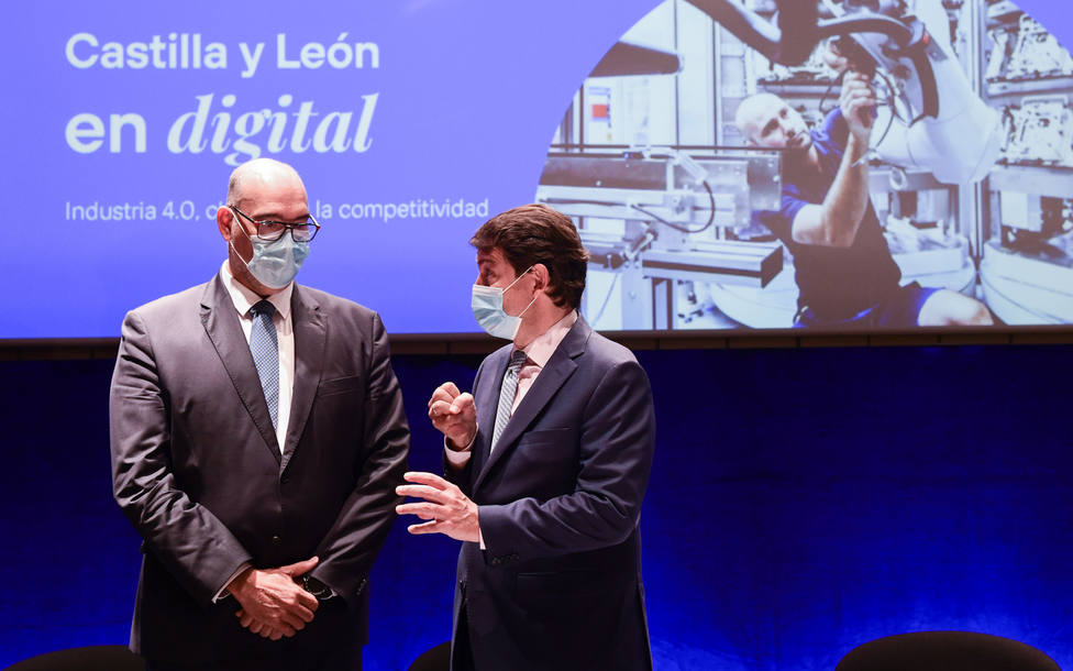 Jornada Telefónica Industria 4.0, Clave para la Competitividad