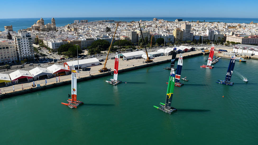 Sail GP Cádiz