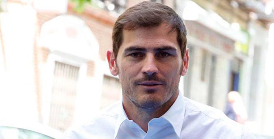 Iker Casillas se quedaría con la Champions si tuviera que elegir un título. Foto: RM.