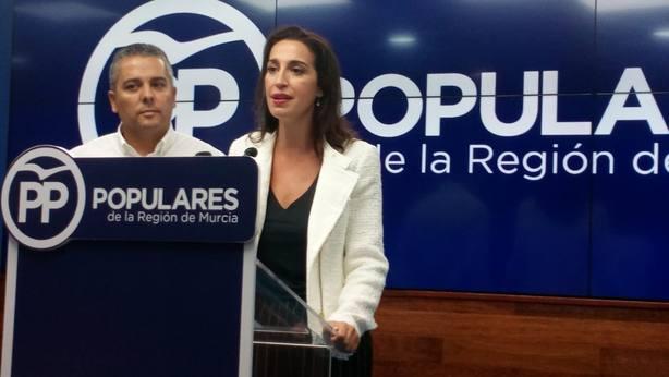El Partido Popular de la Región califica de timo de la estampita la propuesta del Ministerio de Fomento