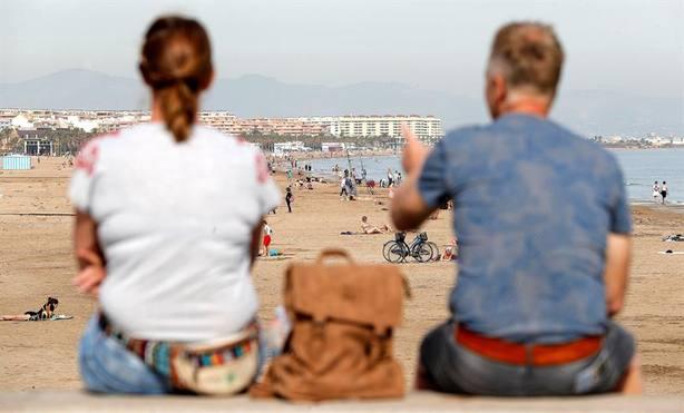 La llegada de turistas retoma la buena senda y crece el 0,5 % en septiembre