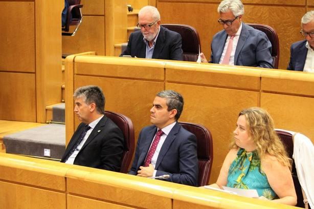 El PP insiste en que espera una disculpa de los inquisidores de Cs a la senadora Pilar Barreiro