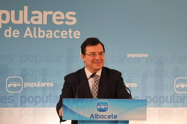 Paco Molinero .Parlamentario Nacional PP
