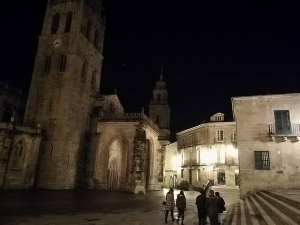 Dos detenidos en Lugo por una supuesta agresión sexual