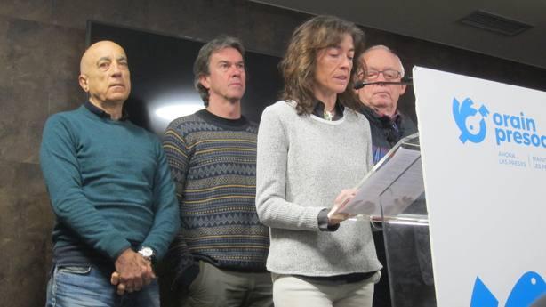 Sare cree que el Gobierno cometería un gran error si ignorase lo que se reclamó en la manifestación de Bilbao