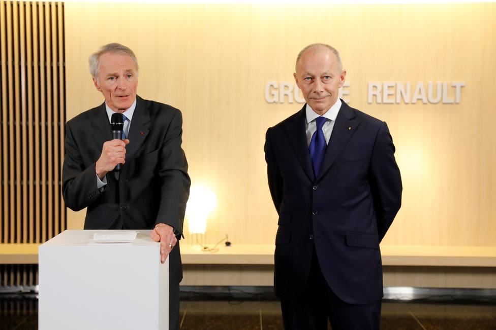 Renault-Nissan-Mitsubishi crea un nuevo consejo operativo bajo la dirección de Senard (Renault)