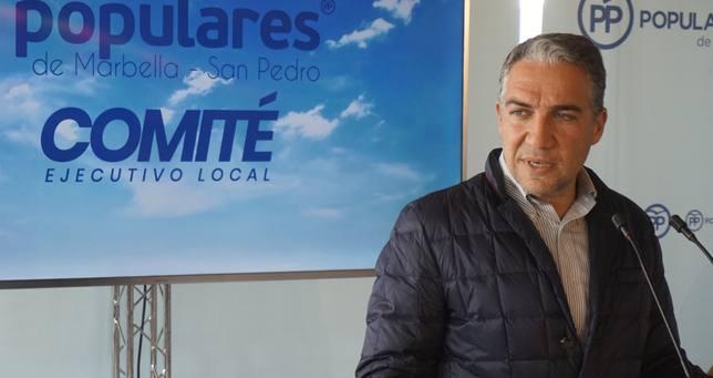 PP de Málaga niega que la candidatura del periodista Montesinos sea una imposición de la dirección nacional