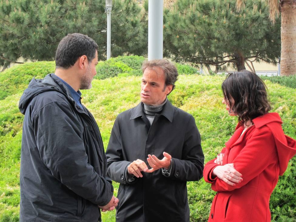 Asens (ECP) dice que hará todo lo posible para liberar a los presos