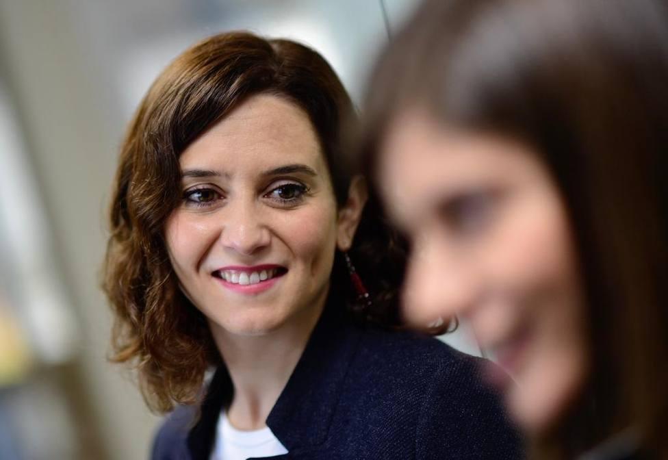 Díaz Ayuso destaca que en su lista a la Asamblea de Madrid ha conjugado renovación y experiencia