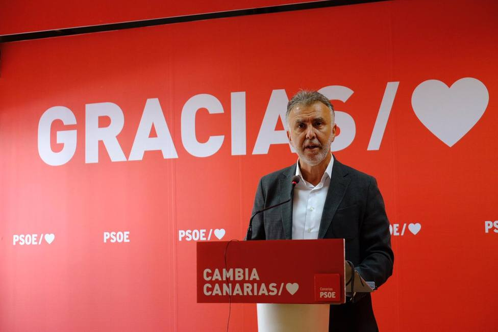 Ángel Víctor ganador PSOE