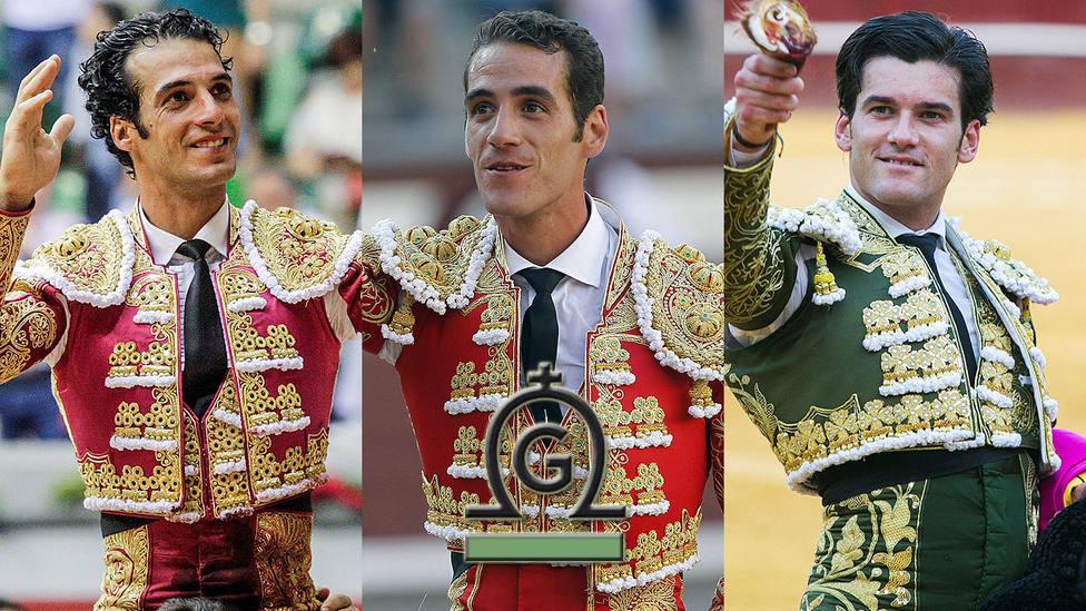 Morenito de Aranda, Pepe Moral y José Garrido ante toros de Fuente Ymbro