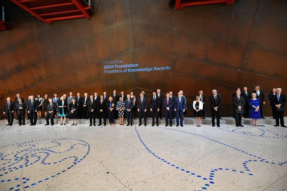 Los Premios Fronteras del Conocimiento reclaman mayor compromiso con la sostenibilidad del planeta y una acción urgente