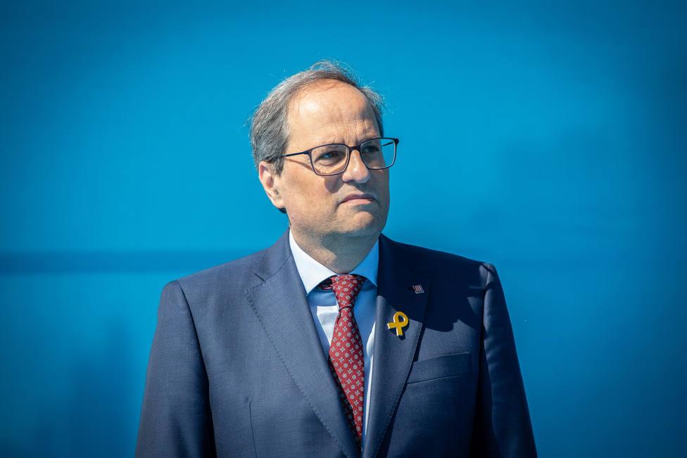 Torra critica la vigilancia de Borrell a las delegaciones en una carta a gobiernos europeos