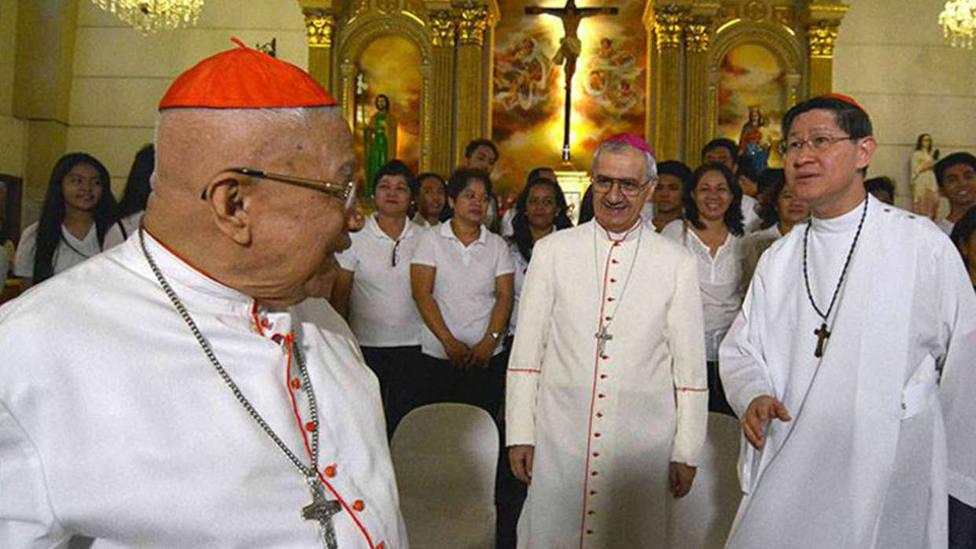 Los cristianos de Filipinas rompen su silencio ante la persecución a sus obispos