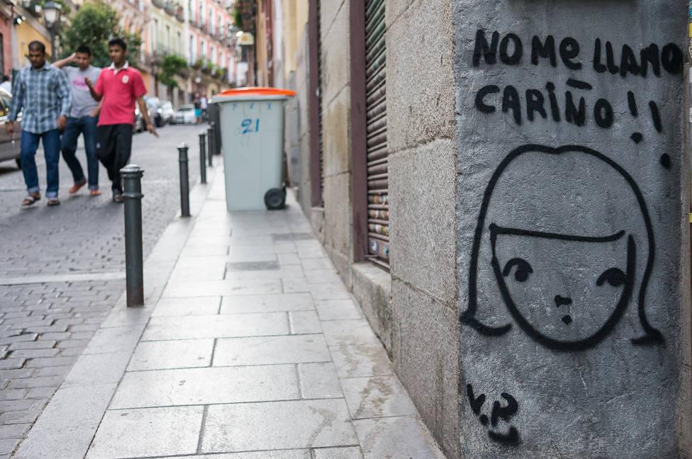 Tolerancia cero a los grafitis en Madrid