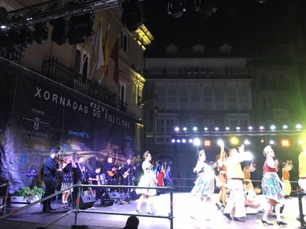 Xornadas Espectáculo Ourense