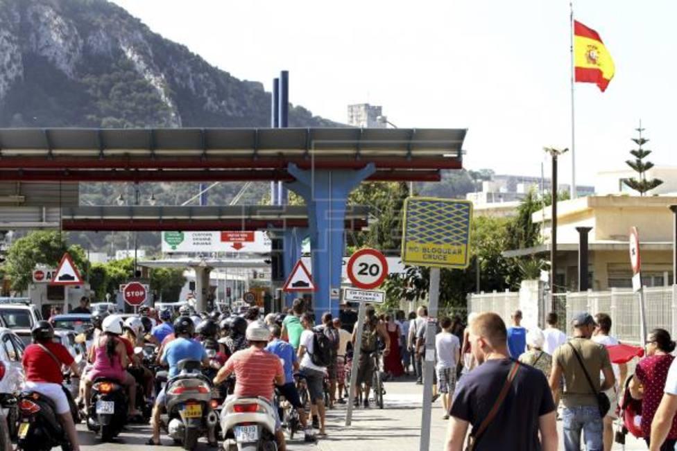 La tajante crítica de un diputado de Vox al resto de partidos por no integrar Gibraltar en España