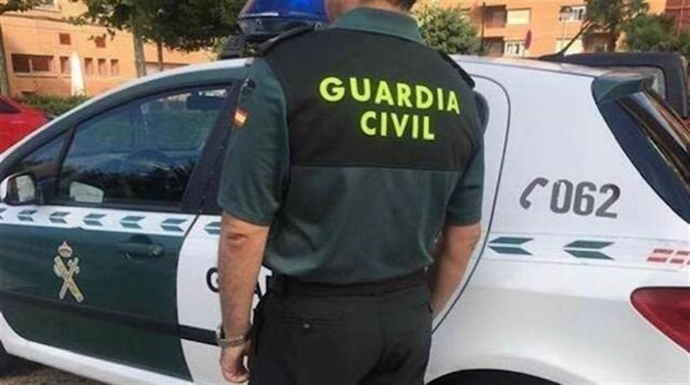 Foto de la Guardia Civil