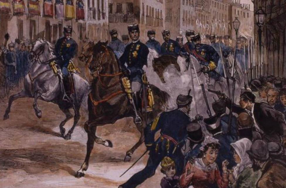 El fallido atentado contra el Rey Alfonso XII