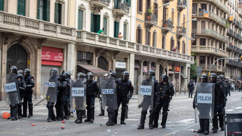 El Gobierno podría cambiar de sede a la Policía Nacional en Barcelona
