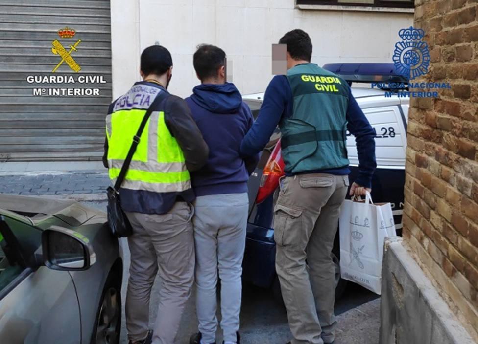 Desmantelado un grupo criminal que se dedicaba a asaltar salones de juego a punta de pistola en la Región