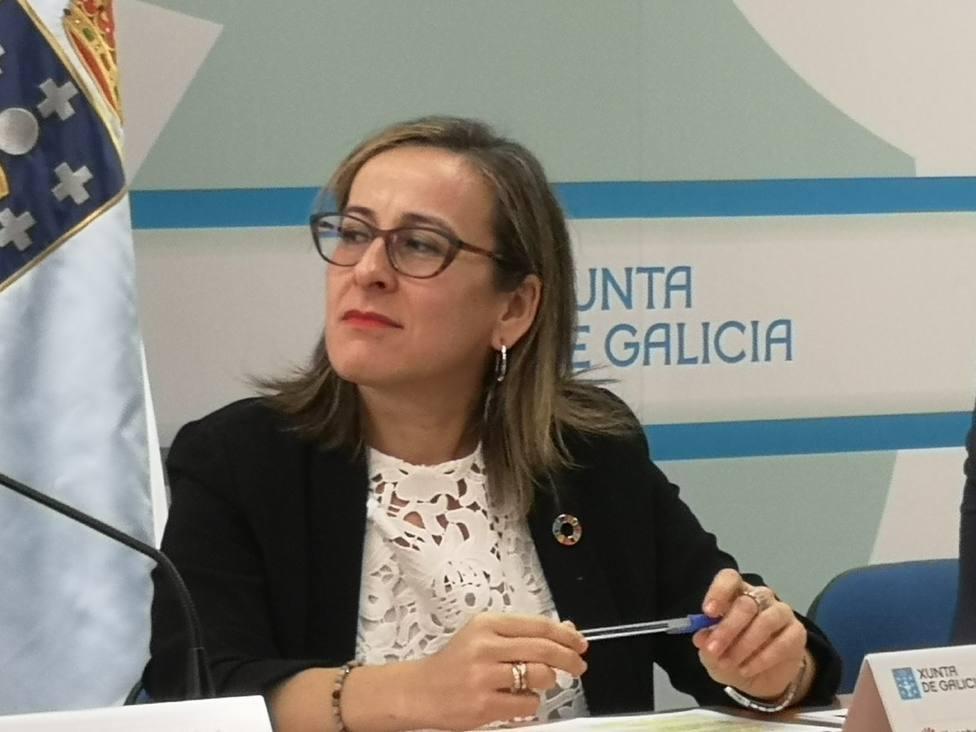 """Ethel Vázquez espera reunirse con Ábalos para hablar de los asuntos """"importantes"""" para Galicia"""