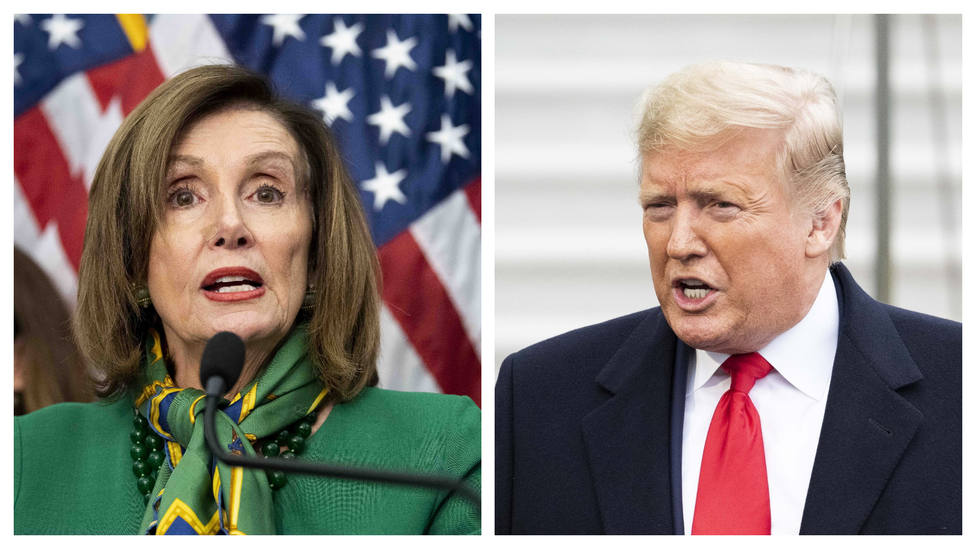 Estos son los siete congresistas demócratas que dirigirán el impeachment contra Trump