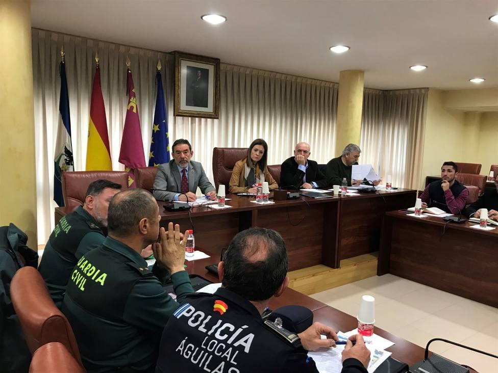 La coordinación punto fundamental del Plan Emergencias Carnaval 2020 en el que participarán más1.200 efectivos