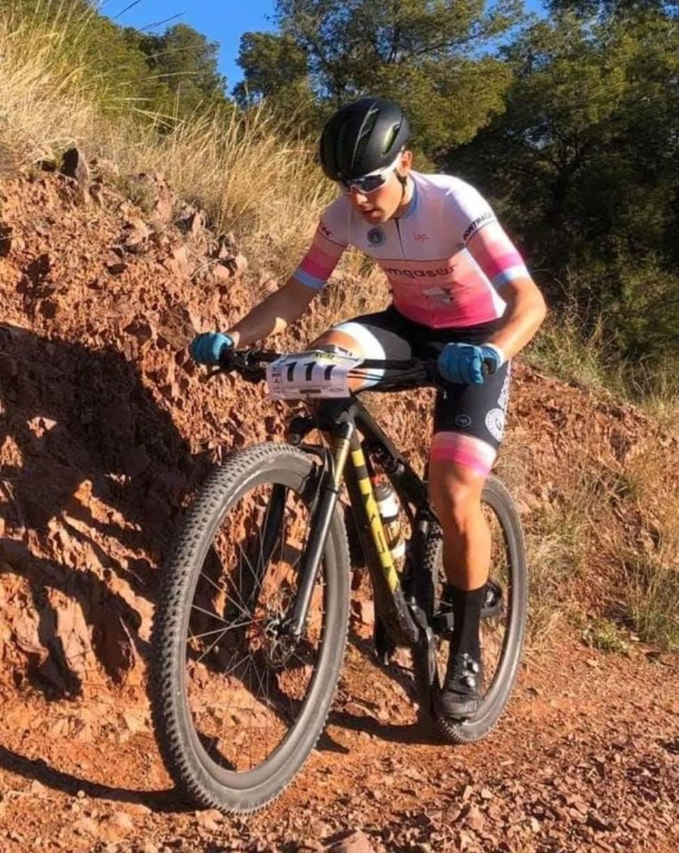 El lorquino Mariano Hernández participará en la Andalucía Bike Race