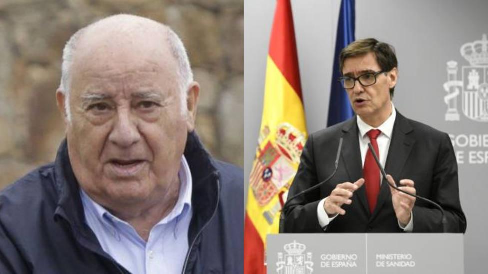 ¿Por qué empresas como Inditex ya han conseguido traer mascarillas a España y el Gobierno no?