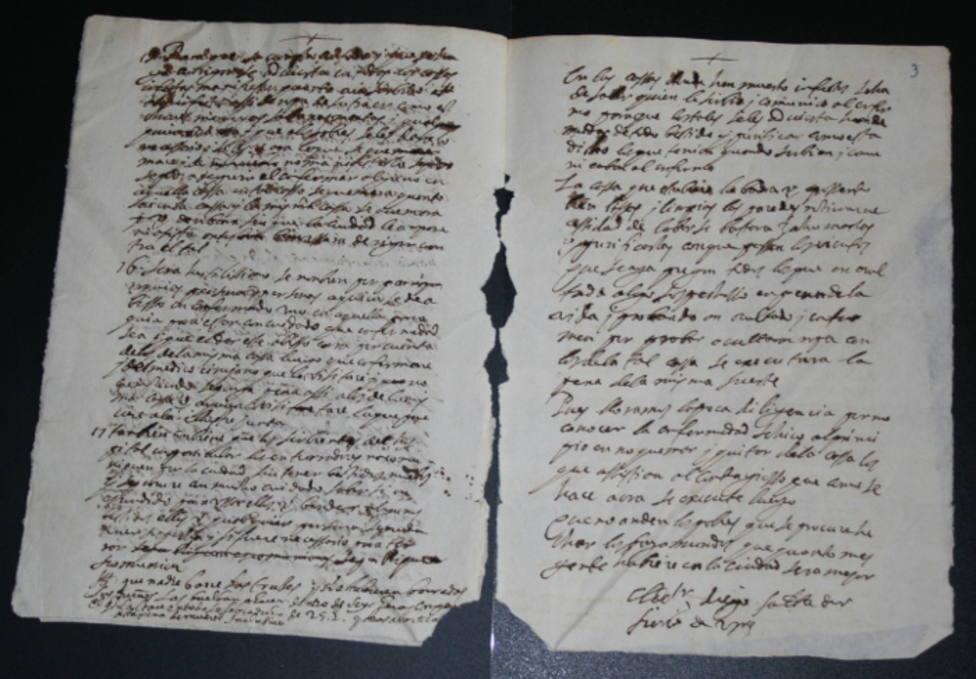 Documento Archivo municipal