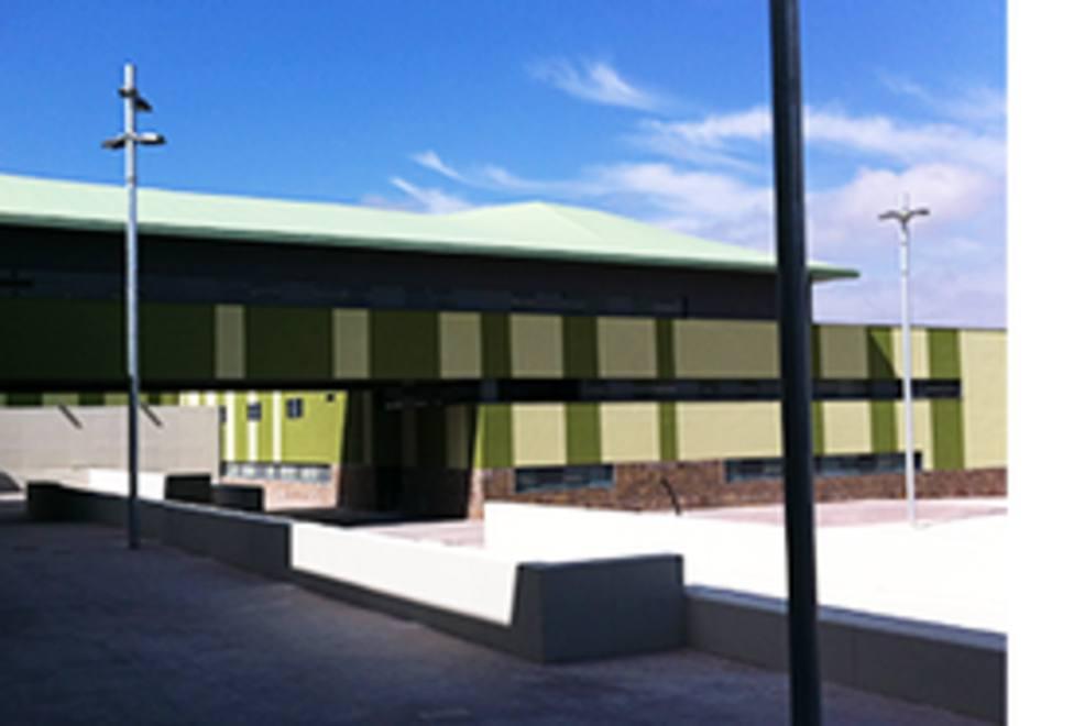 Imagen de la cárcel de Mas dEnric donde se produjo la agresión al funcionario