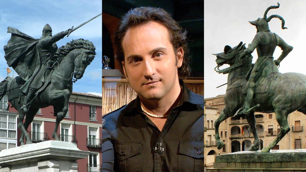 Iker Jiménez desvela sus esculturas favoritas y las redes le avisan: Te van a llamar sobrino de Franco