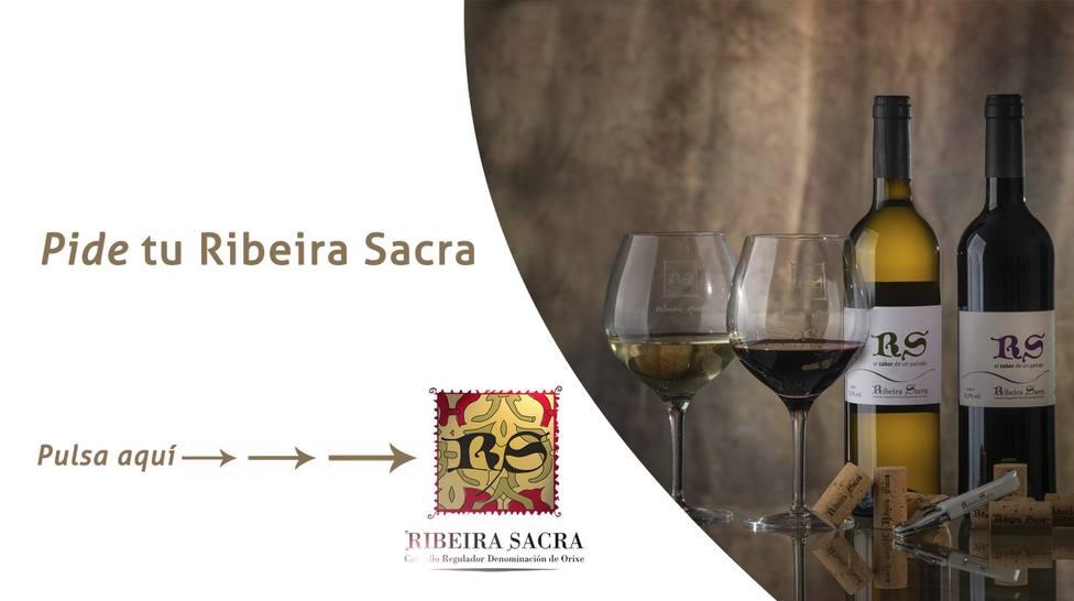 Ribeira Sacra intenta impulsar la venta online por parte de las bodegas más pequeñas