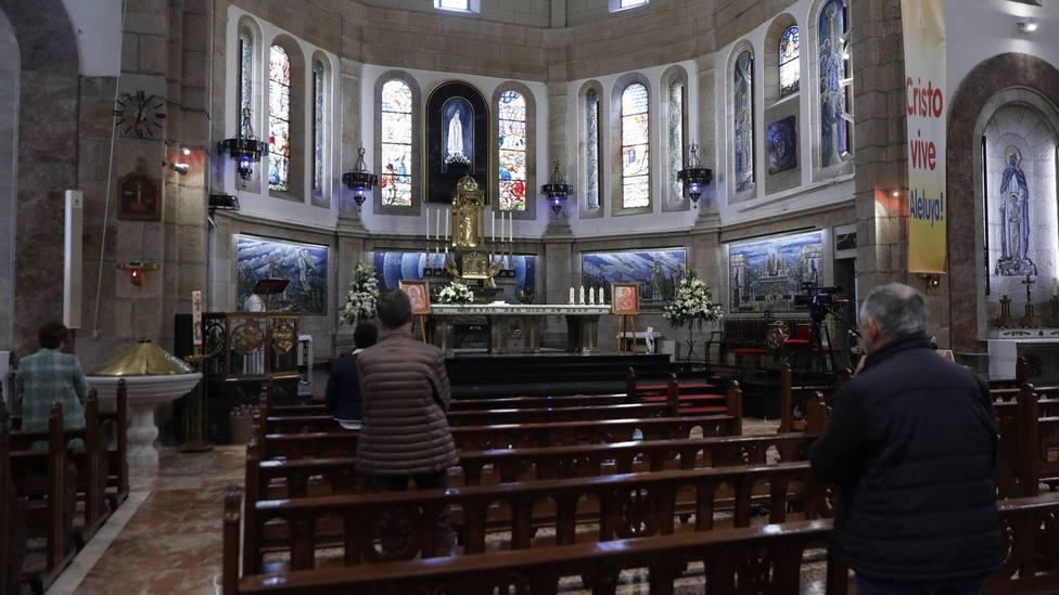 Madrid limita a un tercio el aforo en los lugares de culto en las zonas afectadas por las nuevas restricciones