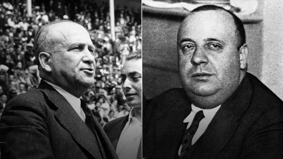 Largo Caballero e Indalecio Prieto perderán sus calles en Madrid gracias a la Ley de Memoria Histórica