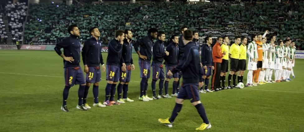 Las 12 veces que el Córdoba ilusionó a su afición con la Copa del Rey