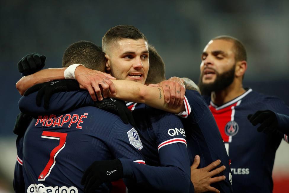 Paris Saint Germain vs Brest