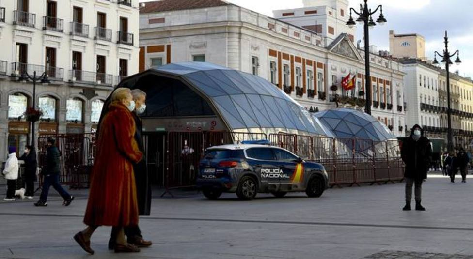 Estos son los barrios de Madrid con el mayor nivel de contagios por coronavirus