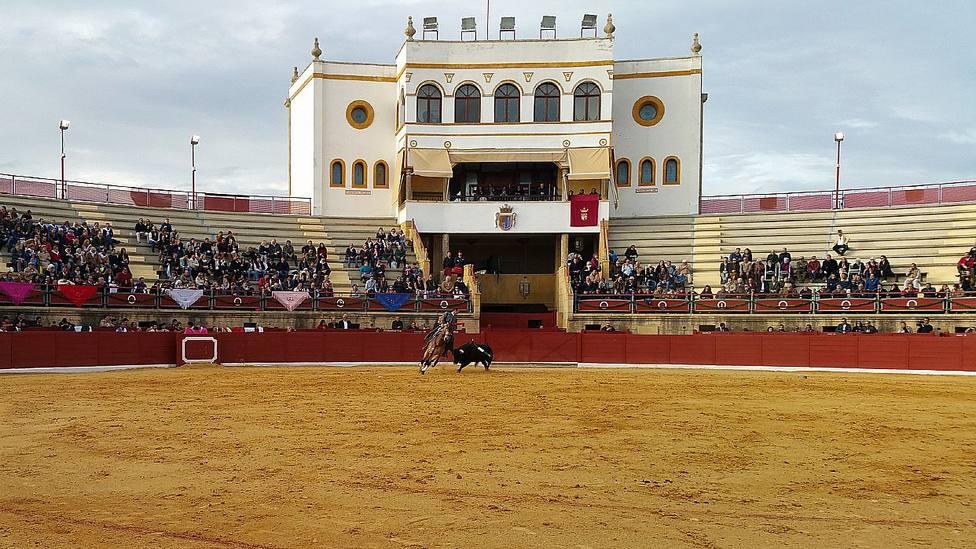 Plaza de toros de Espartinas (Sevilla)